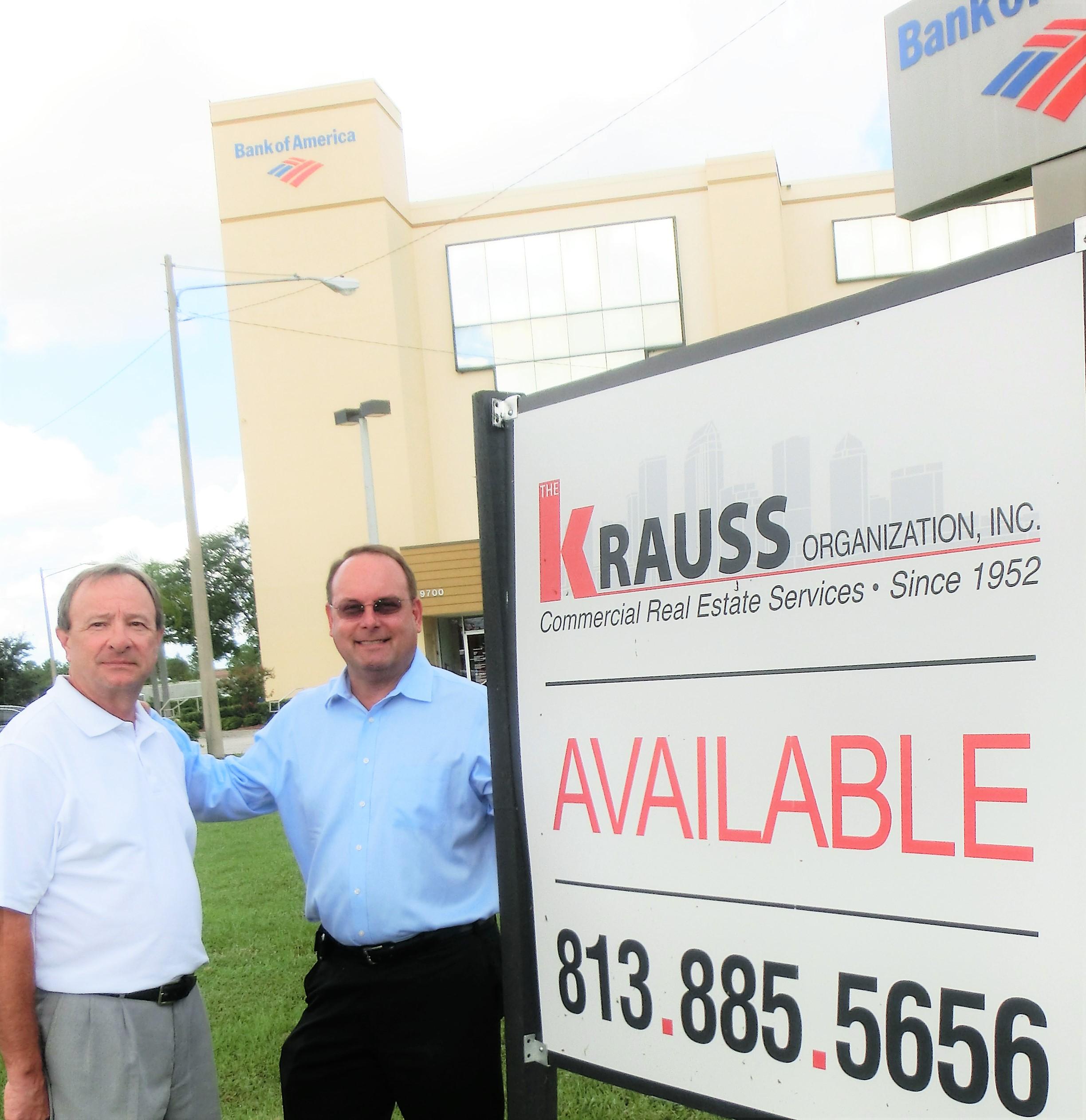 Krauss sells St. Petersburg BofA building to Chicago investor